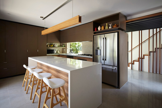 Appliance Discounters Kitchen Contemporary with Brown Kitchen Cabinets Contemporary