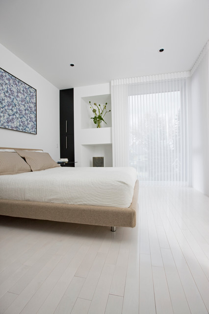 Armstrong Laminate Flooring Bedroom Contemporary with Bed Board Floor Bright