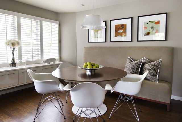 Banquette Bench Dining Room Modern with Banquette Breakfast Nook Centerpiece