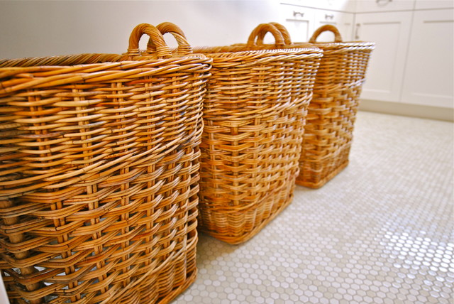 Baskets with Lids Laundry Room Beach with Categorylaundry Roomstylebeach Stylelocationlos Angeles