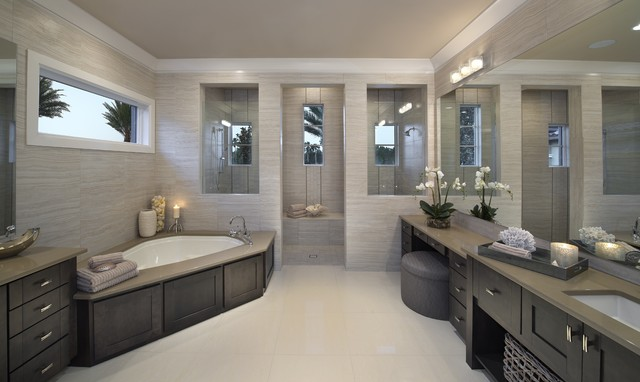 Bathtub Dimensions Bathroom Contemporary with Bathroom Light Beige Ceiling