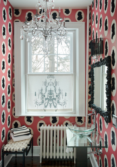 Beaded Chandelier Bathroom Victorian with Beaded Chandelier Black And