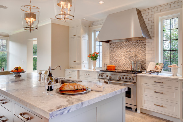 Berenson Hardware Kitchen Traditional with Dura Supreme