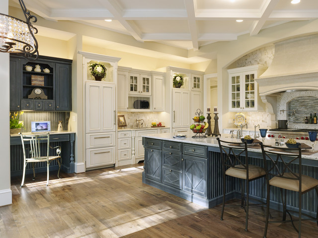 bertch cabinets Kitchen Traditional with Bertch Custom Cabinets chandelier