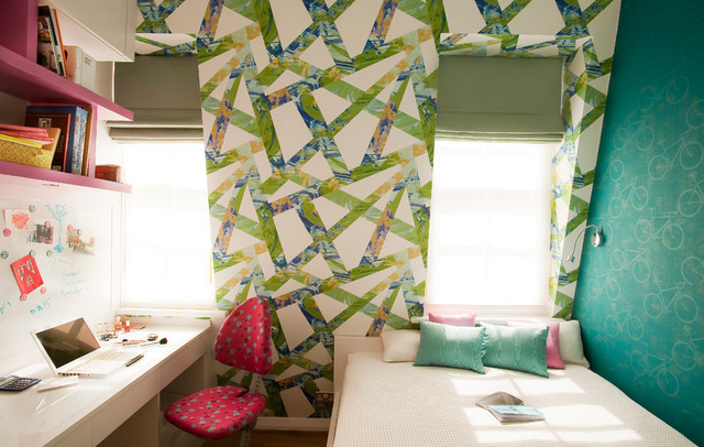 Blackout Blinds Kids Eclectic with 7 Year Old Boys1