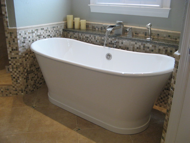 Brizo Faucets Bathroom Traditional with Bath Fixtures Bathtub Candles