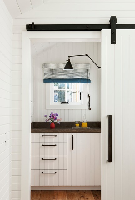Bud Vases Kitchen Contemporary with Bar Area Barn Hardware