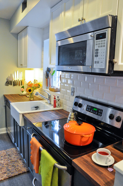 Butcher Block Countertops Ikea Kitchen Contemporary With