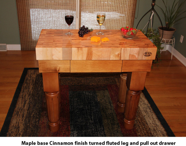 Butcher Block Kitchen Cart Kitchen Craftsman with Butcher Block Chiefs Custom3