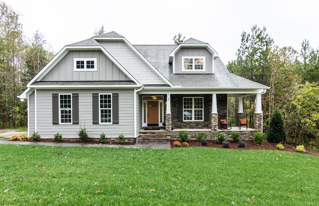 Certainteed Landmark Shingles Exterior Craftsman with Arts and Crafts Style