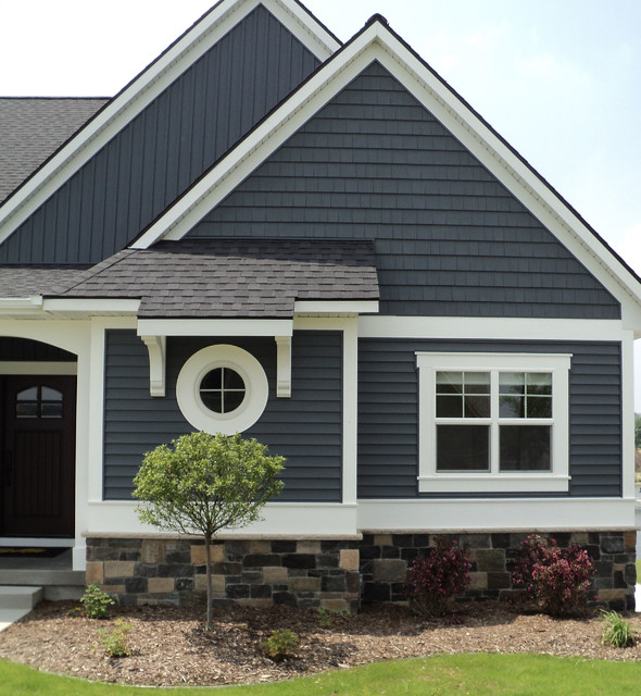 Certainteed Vinyl Siding Exterior Traditional with 49426 6083 N Cove