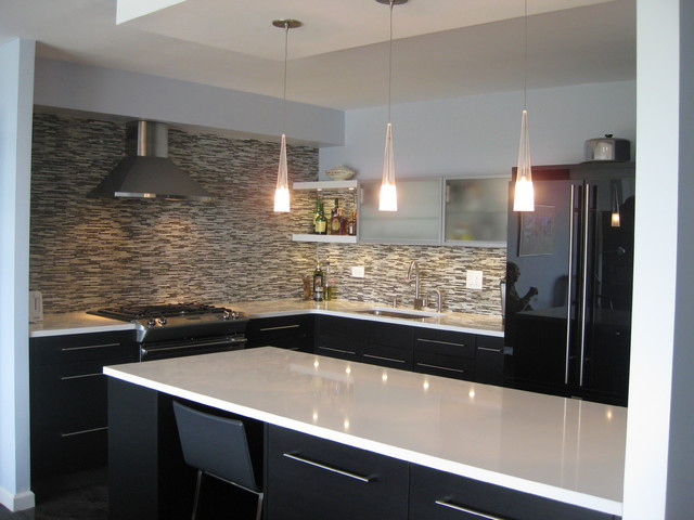 Champagne Flute Kitchen Contemporary with Categorykitchenstylecontemporarylocationchicago