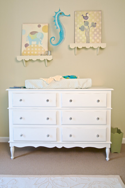 Changing Table Dresser Kids Mediterranean with Celebrity Babies Fabrics Home