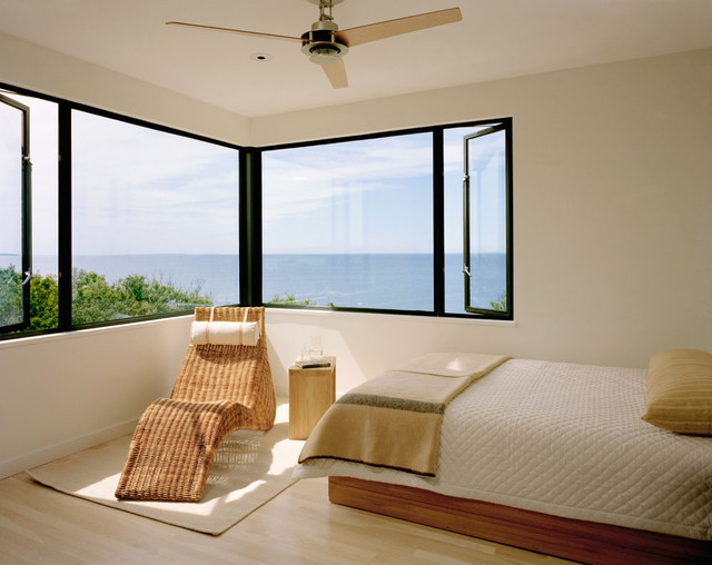 Cheap Chaise Lounge Bedroom Modern with Casement Windows Ceiling Fan