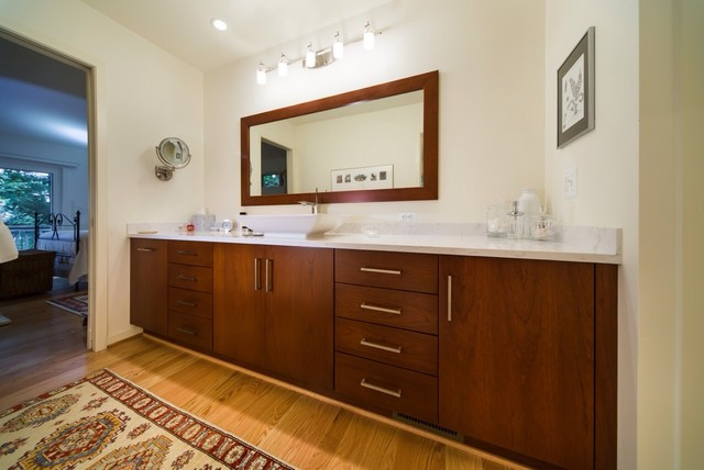Chelsea Lumber Bathroom Modern with Brookhaven Cambria Chelsea Plank