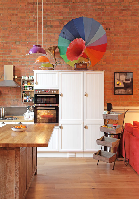 Colanders Kitchen Eclectic with Colourful Colourful Kitchen Colourful