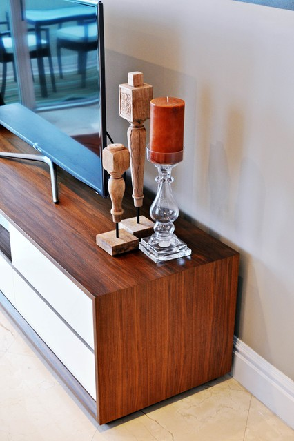 Console Table Ikea Spaces Contemporary with Beige Sectional Brown Abstract13