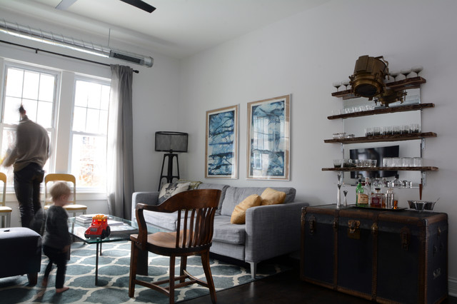 Couches Ikea Living Room Industrial with My Houzz 6