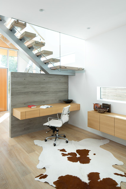cow skin rugs Home Office Scandinavian with architecture beach Brazil British