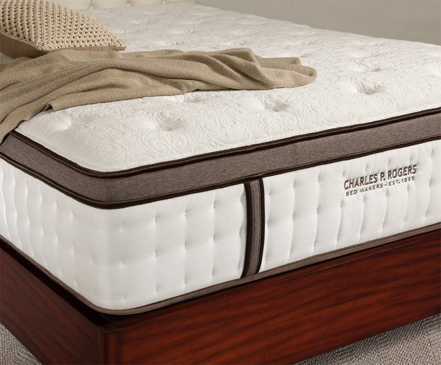 Cradle Mattress Bedroom Traditional with Charles P Rogers Contemporary
