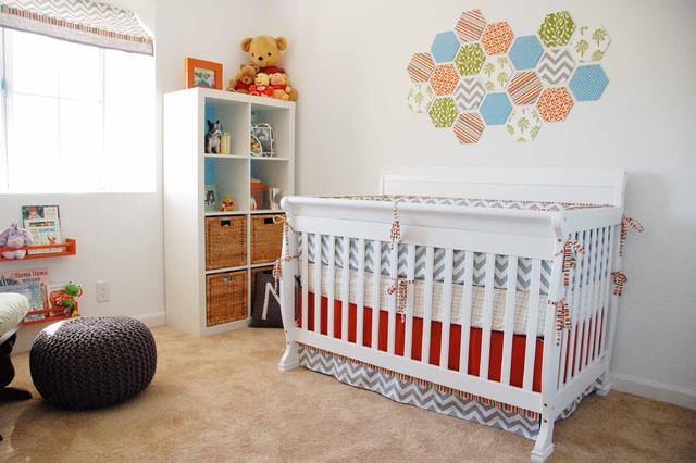 Crib Mattress Pad Nursery Contemporary with Baby Room Baby Toys1