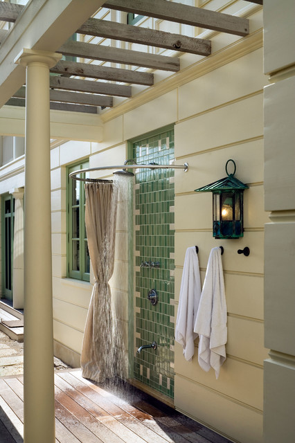 Curved Curtain Rod Patio Beach with Curved Shower Curtain Rod