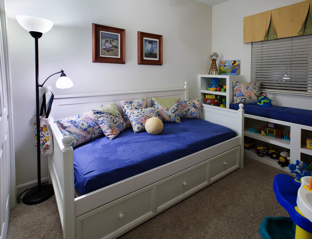 Daybeds with Trundles Kids Contemporary with Bedroom Day Bed Decorative