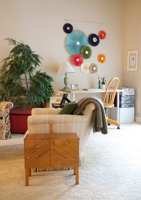 Dorm Chairs Home Office Eclectic with Basket Chair Circles Color