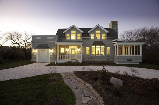 Dormer Windows Exterior Traditional with Cape Cod Style Dormer