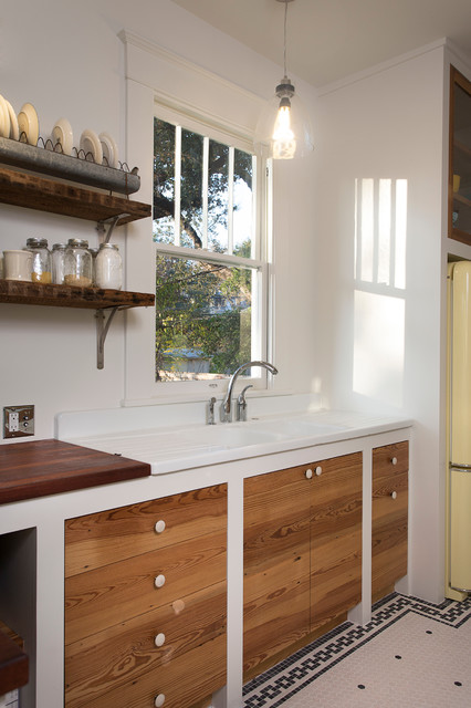 Drainboard Sink Kitchen Eclectic with Categorykitchenstyleeclecticlocationaustin
