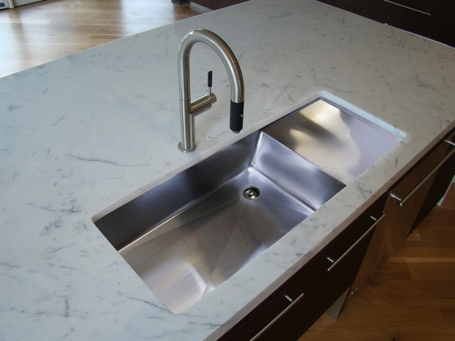Drainboard Sink Kitchen Modern with Custom Drainboard Kitchen Sinks