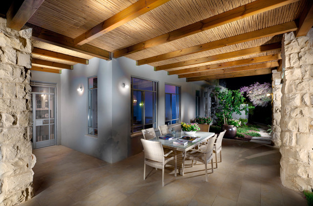 Drop Ceiling Tiles Patio Contemporary with Exposed Beams Geometric Geometry