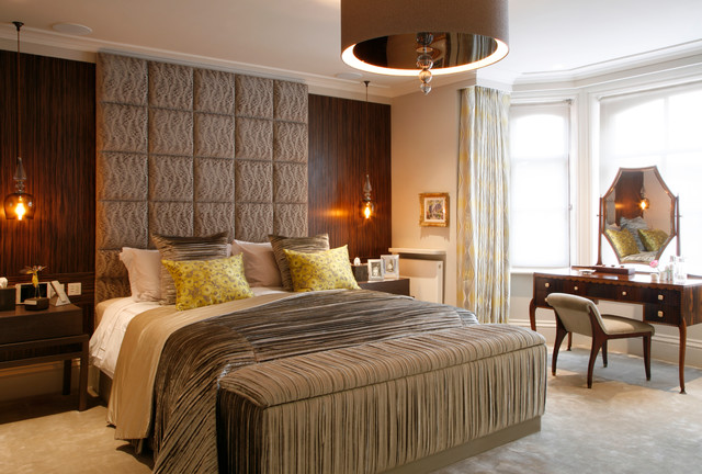 Drum Shade Chandelier Bedroom Contemporary with Bespoke Dream House Drum