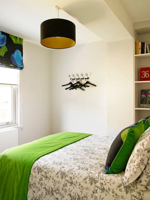 duvet covers ikea Bedroom Contemporary with CategoryBedroomStyleContemporaryLocationLondon