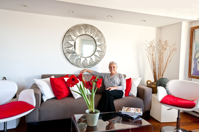 e12 bulb Living Room Contemporary with CategoryLiving RoomStyleContemporaryLocationNew York