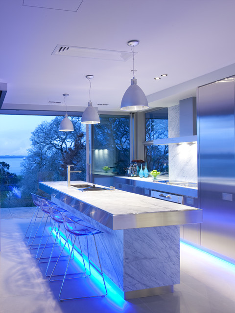 E12 Led Bulb Kitchen Contemporary with Breakfast Bar Indoor Outdoor