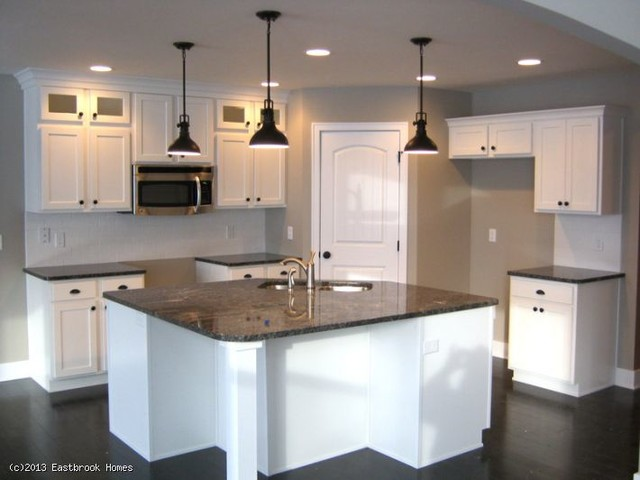 Eastbrook Homes Kitchen Traditional with Beautiful Brook Design East1