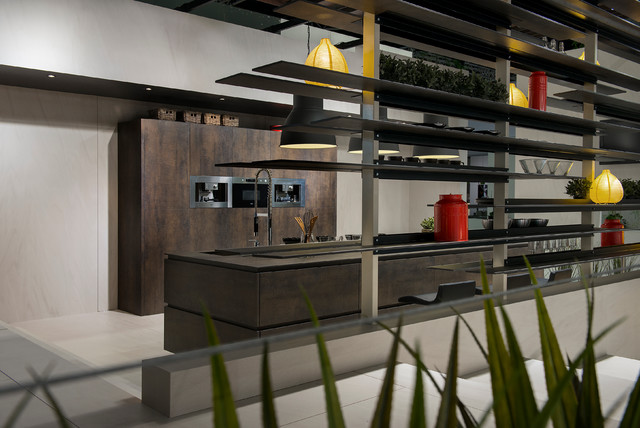 Exquisite Surfaces Kitchen Modern with Neolith Sintered Compact Surface