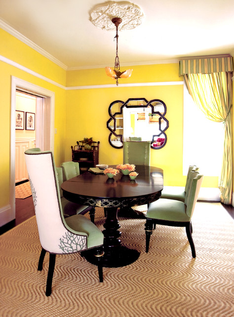 Extendable Table Dining Room Eclectic with Chandelier Extendable Table Frame1
