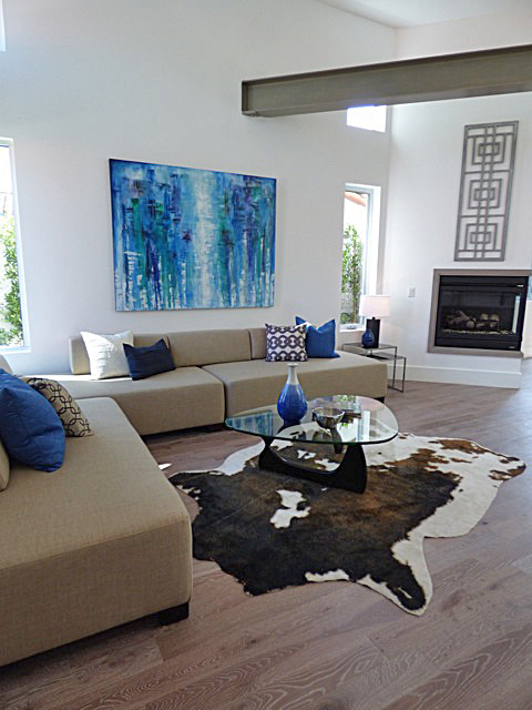 Faux Cowhide Rug Living Room Modern with Faux Cowhide Rug Metal1