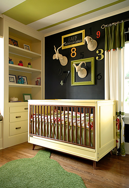 Faux Taxidermy Nursery Contemporary with Advent Adventure Animal Are