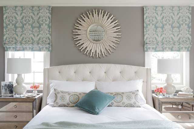 feng shui rules bedroom transitional with blue ikat mirror furniture