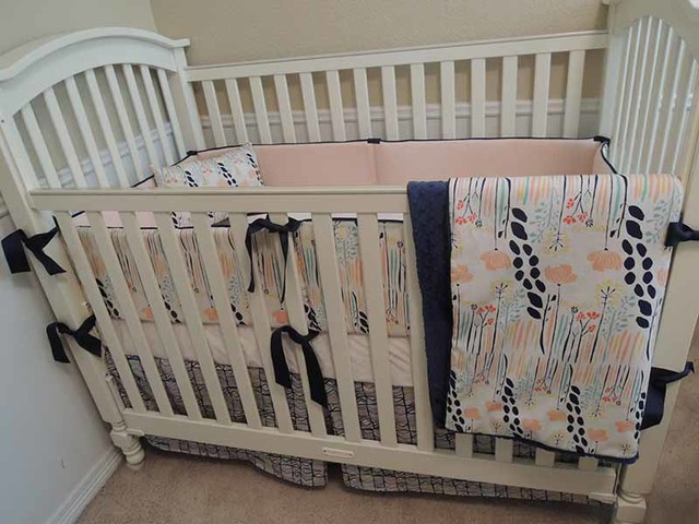 Fitted Crib Sheets Spaces Traditional with Baby Baby Bedding Baby