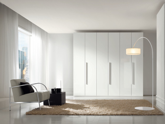 Freestanding Closet Living Room Contemporary With Arched Lamp Area Rug