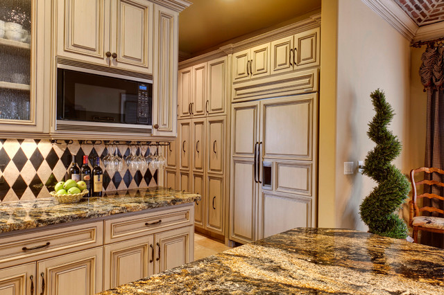 Frigidaire Professional Refrigerator Kitchen Traditional with Before and After Kitchens