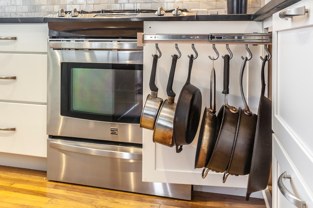 Frying Pans Kitchen Craftsman with Blanco Sink Brizo Faucet