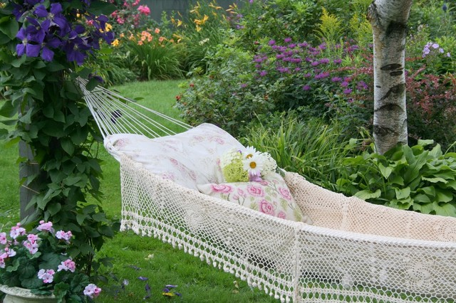 Hammock Frame Landscape Traditional with Categorylandscapestyletraditionallocationother Metro