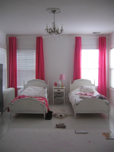 hanging curtain rods Kids Contemporary with Bedroom ceiling lighting ceiling