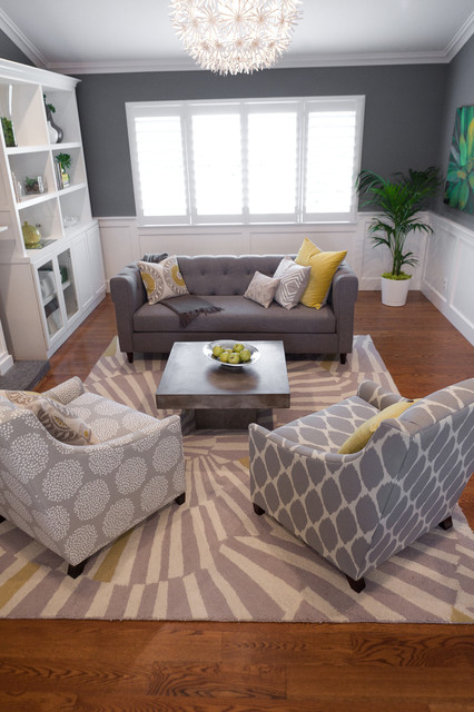 Havertys Sofas Living Room Traditional with Area Rug Built In