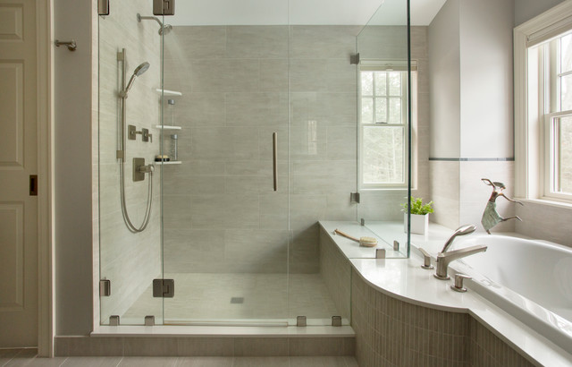 Hubbardton Forge Lighting Bathroom Contemporary with Ain Ultra Amma Axor